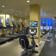 Отель JW Marriott The Rosseau Muskoka Resort фитнесс-зал