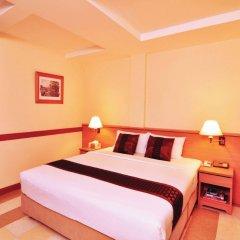 Отель Ecotel Бангкок комната для гостей фото 4