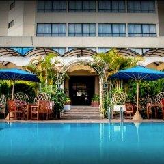 Merica Hotel бассейн фото 3