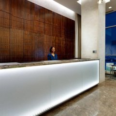 Distrikt Hotel New York City интерьер отеля