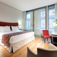 Отель Eurostars Hotel Plaza Mayor Испания, Мадрид - 5 отзывов об отеле, цены и фото номеров - забронировать отель Eurostars Hotel Plaza Mayor онлайн комната для гостей фото 4