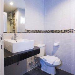 Отель Metro Resort Pratunam Бангкок ванная