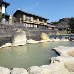 Отель Marucho Ryokan Минамиогуни бассейн фото 3