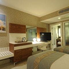 Sentido Gold Island Hotel Турция, Аланья - 3 отзыва об отеле, цены и фото номеров - забронировать отель Sentido Gold Island Hotel онлайн удобства в номере фото 2