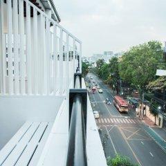 Khaosan Art Hotel Бангкок балкон