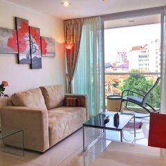 Отель Art on The Hill by Pattaya Sunny Rentals комната для гостей фото 3