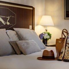 L'Hotel du Collectionneur Arc de Triomphe 5* Стандартный номер разные типы кроватей фото 13