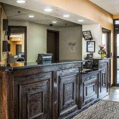 Отель Holiday Inn Express Columbus Downtown США, Колумбус - отзывы, цены и фото номеров - забронировать отель Holiday Inn Express Columbus Downtown онлайн интерьер отеля фото 2