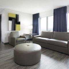 Отель Holiday Inn Express Quebec City - Sainte Foy Канада, Квебек - отзывы, цены и фото номеров - забронировать отель Holiday Inn Express Quebec City - Sainte Foy онлайн комната для гостей фото 4