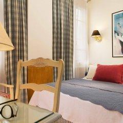 Отель Hôtel Du Cygne Париж комната для гостей фото 3