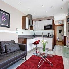 Отель Baker Street Suites Великобритания, Лондон - отзывы, цены и фото номеров - забронировать отель Baker Street Suites онлайн комната для гостей