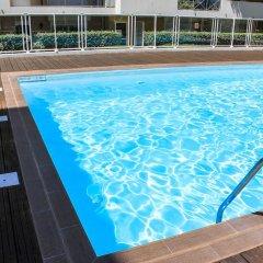 Отель Un Air d'été Франция, Ницца - отзывы, цены и фото номеров - забронировать отель Un Air d'été онлайн бассейн фото 2