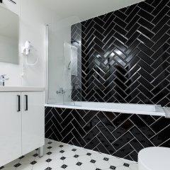 Отель Avantgarde apartments Чехия, Пльзень - отзывы, цены и фото номеров - забронировать отель Avantgarde apartments онлайн ванная фото 2