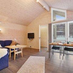 Отель Tromsø Camping комната для гостей фото 2