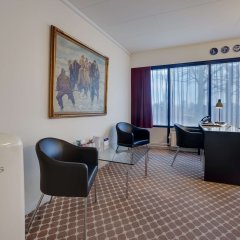 Отель Best Western Kryb I Ly интерьер отеля