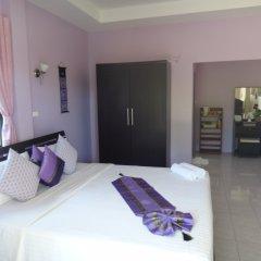Отель Sansuko Ville Bungalow Resort Таиланд, Пхукет - 8 отзывов об отеле, цены и фото номеров - забронировать отель Sansuko Ville Bungalow Resort онлайн комната для гостей фото 4