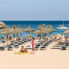Отель BelleVue Belsana пляж фото 2