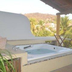 Отель Bungalows La Madera Мексика, Сиуатанехо - отзывы, цены и фото номеров - забронировать отель Bungalows La Madera онлайн спа