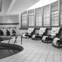 Отель Le Royal Meridien Abu Dhabi фитнесс-зал фото 3