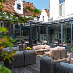 Отель Montanus Бельгия, Брюгге - отзывы, цены и фото номеров - забронировать отель Montanus онлайн интерьер отеля фото 2