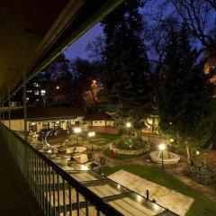 Hotel Schwaiger Прага балкон