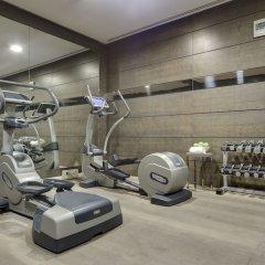 Отель Melia Genova фитнесс-зал фото 3