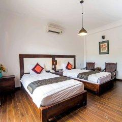 Отель Golden Peach Villa Hoi An комната для гостей фото 3