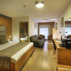 Gallery Residence & Hotel Турция, Стамбул - отзывы, цены и фото номеров - забронировать отель Gallery Residence & Hotel онлайн комната для гостей фото 3