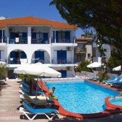 Отель Macedonia Sky Греция, Ханиотис - отзывы, цены и фото номеров - забронировать отель Macedonia Sky онлайн фото 5