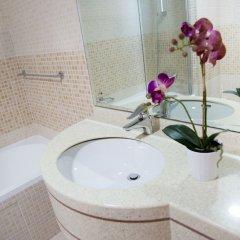 Отель HiGuests Vacation Homes - Sulafa Tower ванная