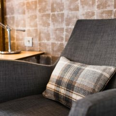 GoGlasgow Urban Hotel by Compass Hospitality 3* Стандартный номер с двуспальной кроватью фото 3