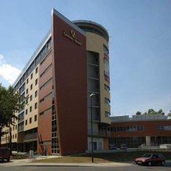 Qubus Hotel Krakow Краков парковка
