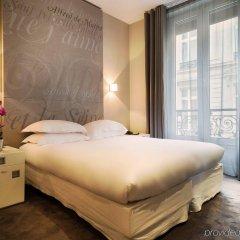 Отель Chambellan Morgane Франция, Париж - отзывы, цены и фото номеров - забронировать отель Chambellan Morgane онлайн комната для гостей фото 2