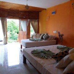 Отель Kirinda Beach Resort комната для гостей