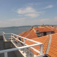 Отель Guest House Antoaneta Несебр балкон
