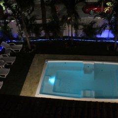 Aparta Hotel Azzurra Бока Чика бассейн