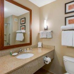 Отель Comfort Suites Sarasota - Siesta Key ванная