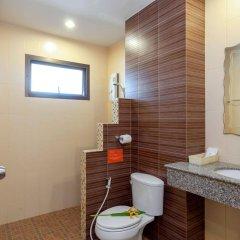 Отель Kata Silver Sand Hotel Таиланд, Пхукет - отзывы, цены и фото номеров - забронировать отель Kata Silver Sand Hotel онлайн ванная