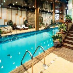 Отель Анел бассейн фото 2
