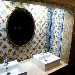Отель Goodnight Hostel Португалия, Лиссабон - отзывы, цены и фото номеров - забронировать отель Goodnight Hostel онлайн ванная