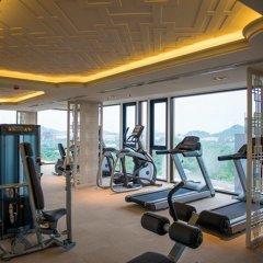 Отель Duplex Height Phuket Пхукет фитнесс-зал