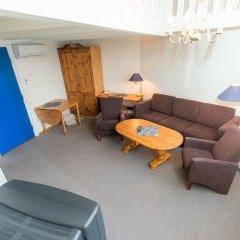 Hotel Svartisen комната для гостей фото 4