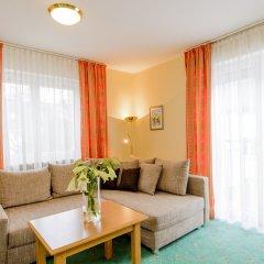 Отель Säntis Германия, Мюнхен - отзывы, цены и фото номеров - забронировать отель Säntis онлайн комната для гостей фото 4