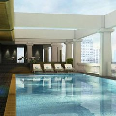 Отель Lancaster Bangkok бассейн фото 3