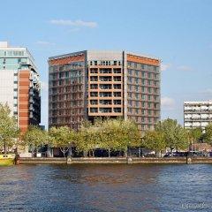 Отель Park Plaza Riverbank London Великобритания, Лондон - 4 отзыва об отеле, цены и фото номеров - забронировать отель Park Plaza Riverbank London онлайн приотельная территория