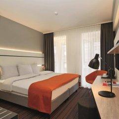 Hyperion Hotel Hamburg комната для гостей