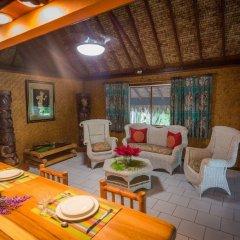 Отель Villa Bora Bora Французская Полинезия, Бора-Бора - отзывы, цены и фото номеров - забронировать отель Villa Bora Bora онлайн комната для гостей фото 2