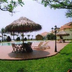 Tourane Hotel бассейн фото 2