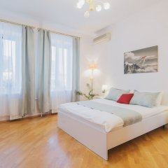 Апартаменты GM Apartment Arbat 49 комната для гостей фото 2