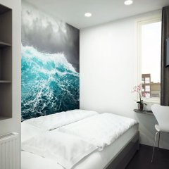 Yess Hotel комната для гостей